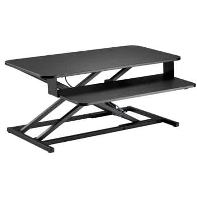 Adjustable Height Stand Up Work Station Ergonomic Computer Desk Riser