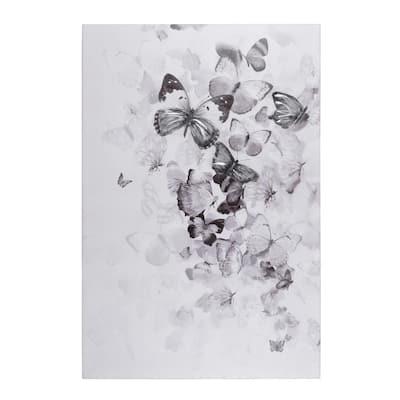 Flutter Unframed Animal Photography Wall Art 23.5 in. x 35.5 in.