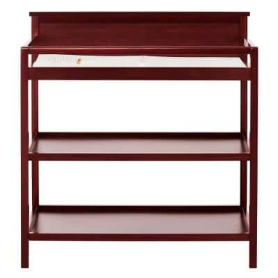 Jax Cherry Universal Changing Table