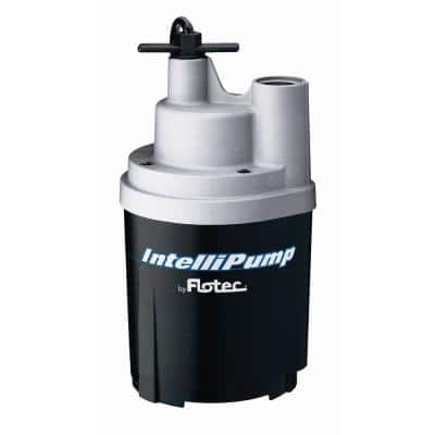 1/4 HP Submersible Automatic Utility Pump