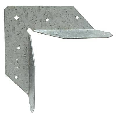 RTA 16-Gauge ZMAX Galvanized Rigid Tie Angle for 2x Nominal Joist/Post