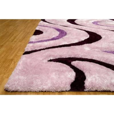 8 X 10 Purple Area Rugs Rugs The Home Depot
