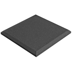 SonoFlat Panels - 2 ft. W x 2 ft. L x 2 in. H - Charcoal (16-Box)