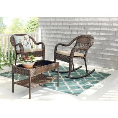 35 in. Mix and Match Outdoor Patio Runner Kit