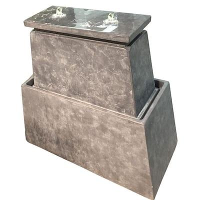 Hardwick Fiberglass Reinforced Concrete Fountain