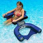 Nylon Covered U-Seat Pool Float (2-Pack)