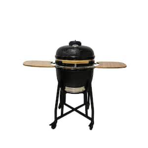 Deals on Lifesmart Lifepro Series Kamado Charcoal Grill and Smoker