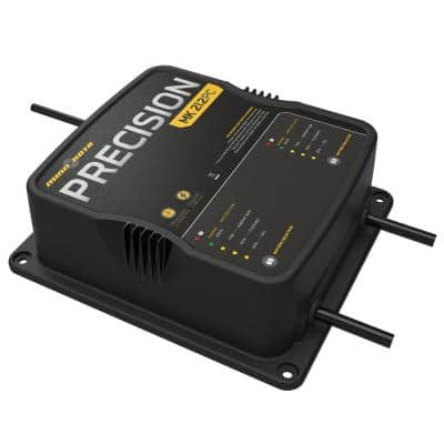 6 Amp Precision On-Board Battery Charger - 2 Bank