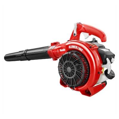 Reconditioned 150 MPH 400 CFM 26cc Gas Handheld Blower Vacuum