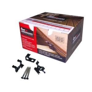 ArmorGuard Hidden Deck Fastener Kit