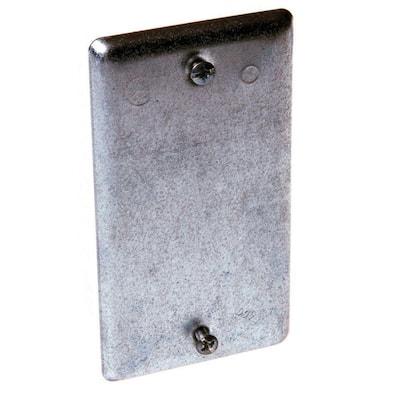 1-Gang Handy Box Blank Cover