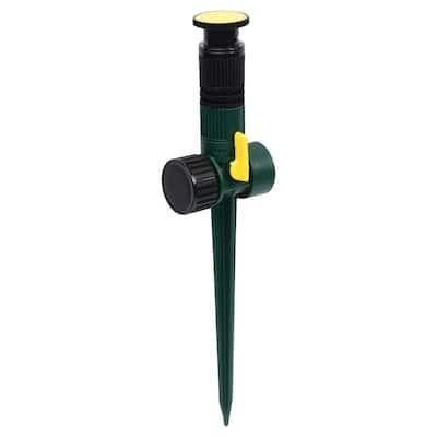 Multi Adjustable Spike Sprinkler (5-Pack)