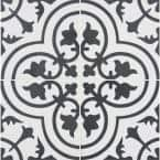 Amantus Encaustic 8 in. x 8 in. Matte Porcelain Floor and Wall Tile (5.33 sq. ft./case)