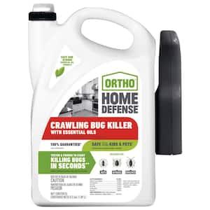 Home Defense 0.5 Gal. Crawling Bug Killer with Essential Oils