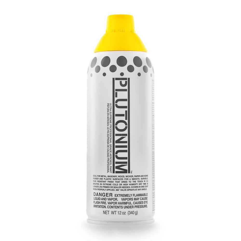 12 oz. Limon Cello Spray Paint