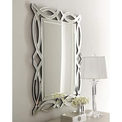 52 Vanity Mirrors Bathroom Mirrors The Home Depot