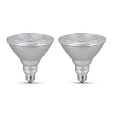 150-Watt Equivalent PAR38 Dimmable ENERGY STAR Flood LED Light Bulb, Daylight (24-Pack)