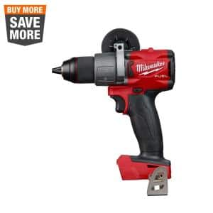 M18 FUEL 18-Volt Lithium-Ion Brushless Cordless 1/2 in. Drill/Driver (Tool-Only)