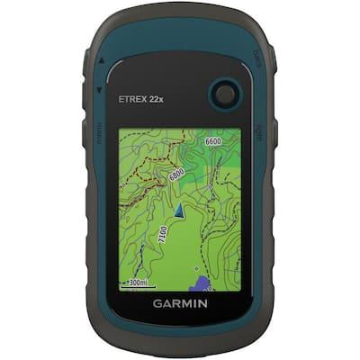 eTrex 22x Rugged Handheld GPS