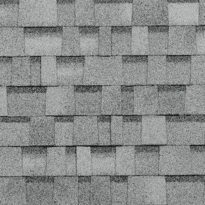 Oakridge Sierra Gray Laminate Architectural Roofing Shingles (32.8 sq. ft. per Bundle)