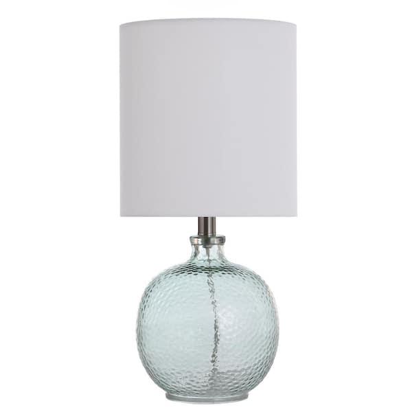 Light Aqua Blue Table Lamp, Aqua Blue Lamp Shades