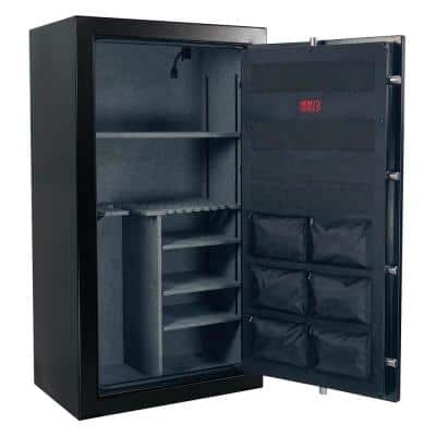 Preserve Series 60 + 8-Gun Fire/Waterproof Safe with Electronic Lock