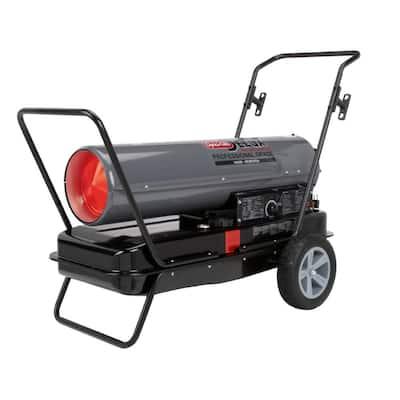 Delux 140K or 180K BTU Kerosene Forced Air Heater