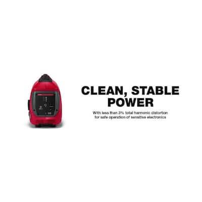 PM1200i1,200-Watt Recoil Start Gasoline Powered Inverter Generator, 50-ST