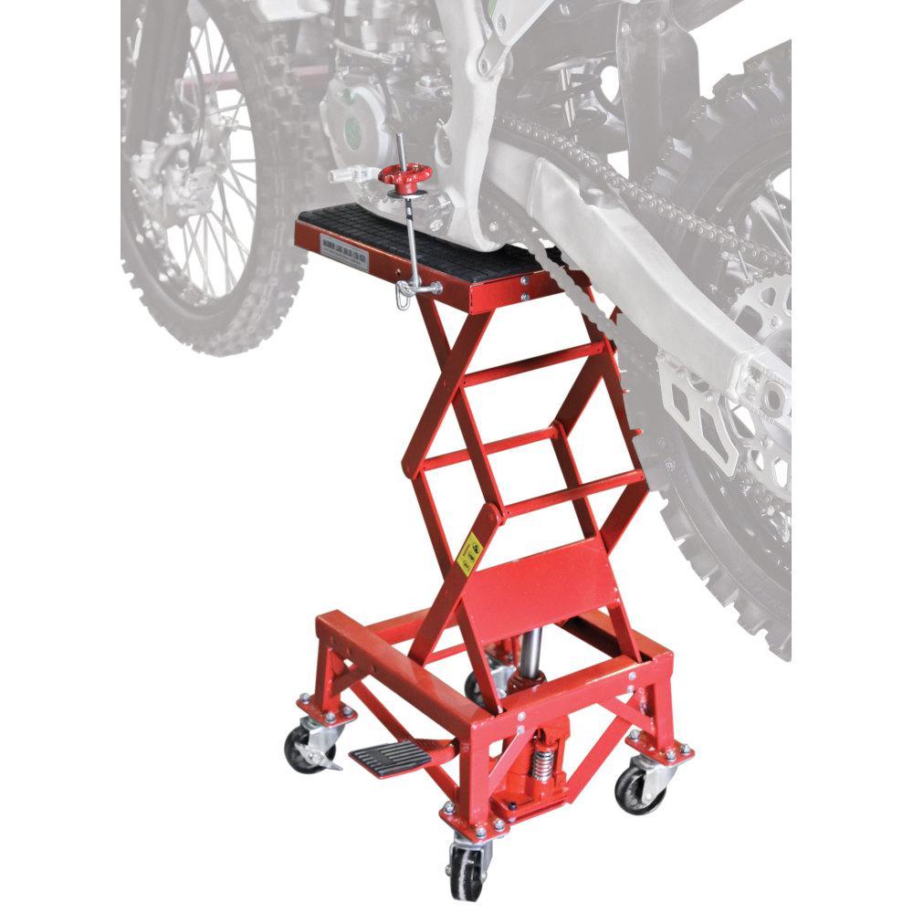 300 lbs. Hydraulic Dirt Bike Lift Table