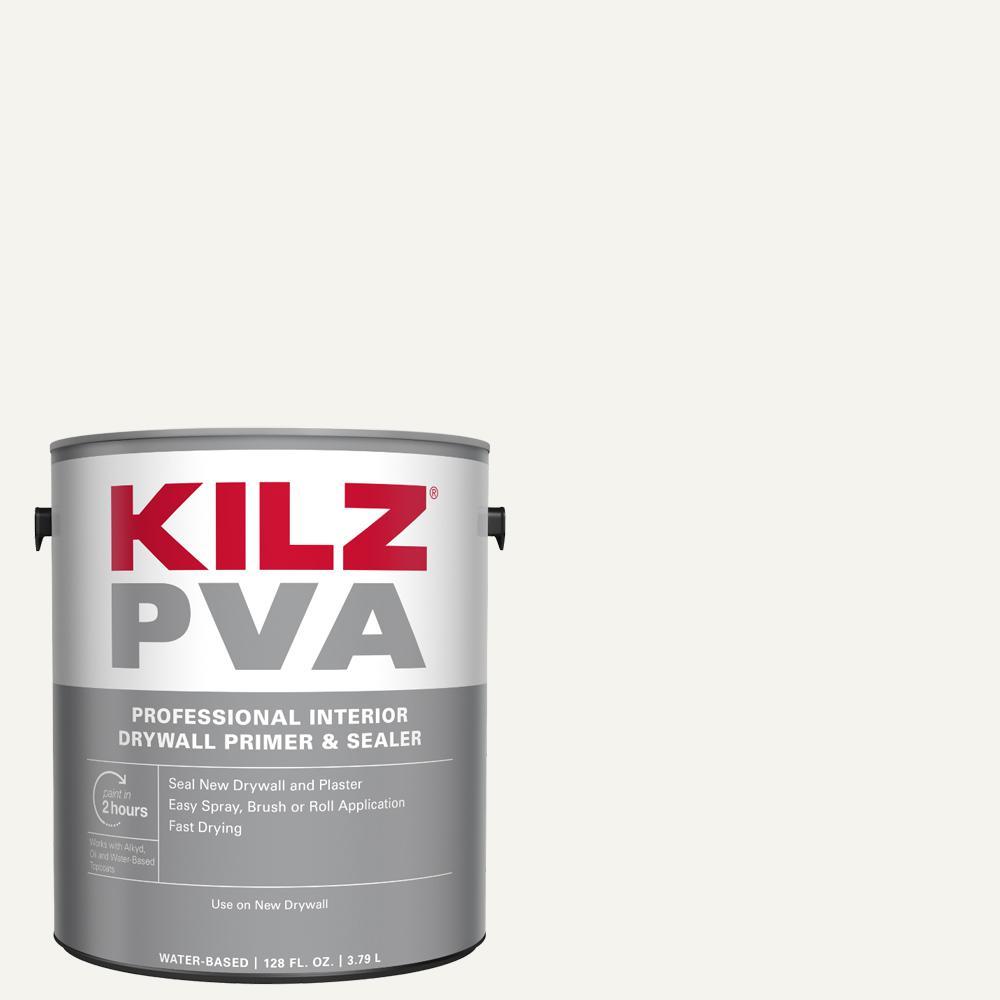 1 gal. White Interior PVA Drywall Primer