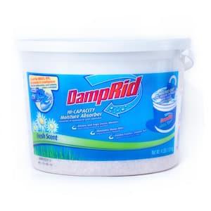 4 lbs. Hi-Capacity Moisture Absorber Fresh Scent