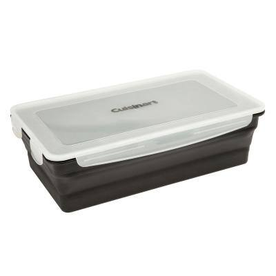 Extra-Large Collapsible Marinade Container