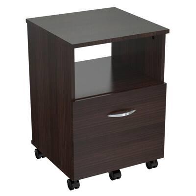 Espresso Wengue Filing cabinet