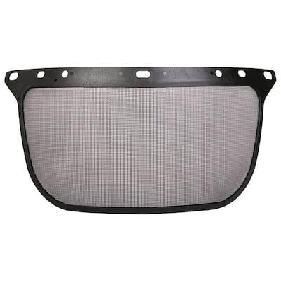 4000 Black Steel Mesh Screen