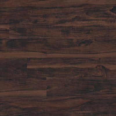 6 in. W x 48 in. L Centennial Aged Walnut Glue Down Click Lock Luxury Vinyl Plank Flooring (70-case/2520 sq. ft./pallet)