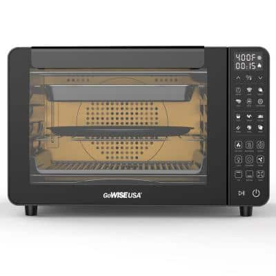 25 qt. Air Fryer Oven and Professional Dehydrator with 3D Heating