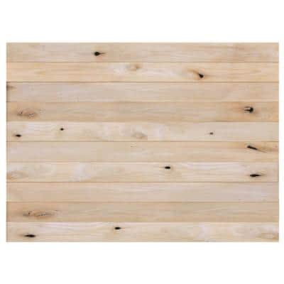 1 in. x 6 in. x 84 in. Unfinished Knotty Alder Tongue and Groove Barn Wood Board (10-Pack)