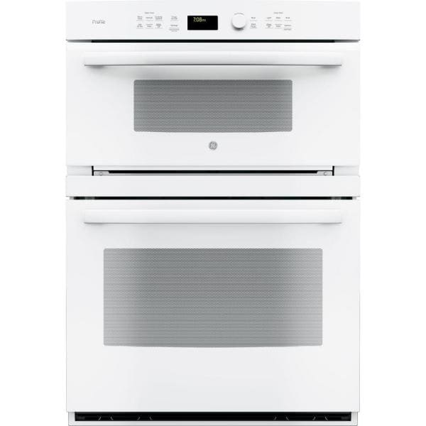 Ge Profile 30 In Double Electric Wall