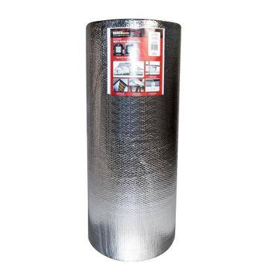 4 ft. x 125 ft. Double Reflective Insulation Air Roll with Double Bubble