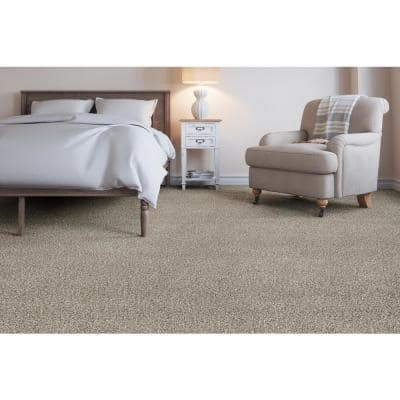 Trendy Threads II - Color Classy Texture 12 ft. Carpet