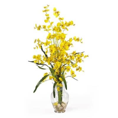 31 in. Dancing Lady Silk Flower Arrangement