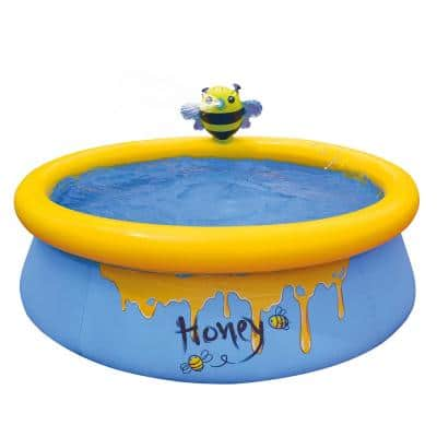 Kiddie Pools Above Ground Pools The Home Depot