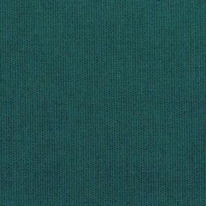Oak Cliff Sunbrella Spectrum Peacock Patio Ottoman Slipcover (2-Pack)