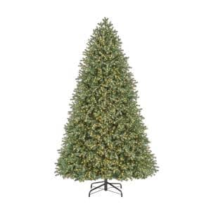 7.5 ft CavalierFraserFir LED Pre-Lit Artificial Christmas Tree with 5000 Color Changing Micro Dot Lights