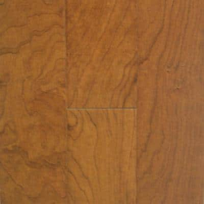 Take Home Sample - American Cherry Mocha Click Wood Flooring - 5 in. x 7 in.