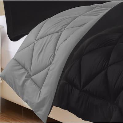 Elegant Comfort Down Alternative Reversible Comforter Set - All Sizes