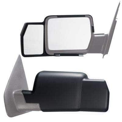 Clip-on Towing Mirror Set for 2004 - 2008 Ford F-150