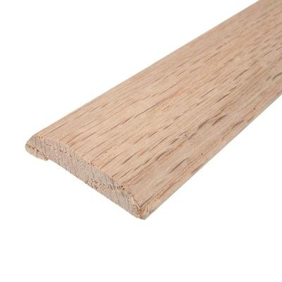 Hardwood 1-7/16 in. x 72 in. Carpet Transition Strip