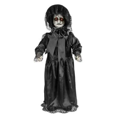 3 ft. Jittery Jessica Creepy Reveal Doll