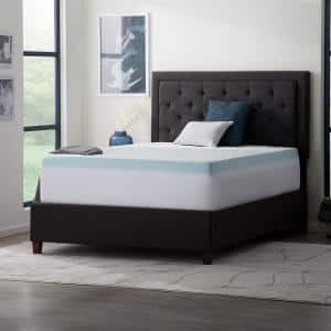 Polyester Full XL Fitted Topper andMattress Cover
